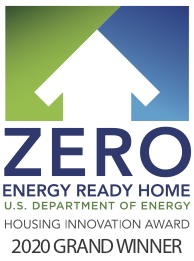 Mantell-Hecathorn Builders, Zero Energy Ready Home 2020 Grand Winner